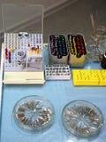 инструменты дантиста стерильные Стоковая Фотография RF