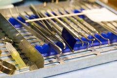 инструменты дантиста Стоковое Фото