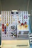 инструменты дантиста Стоковое фото RF