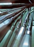 инструменты дантистов Стоковое фото RF