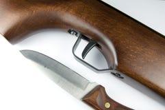 инструменты звероловства Стоковая Фотография RF