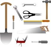 инструменты иллюстраций Стоковые Фото