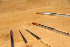Инструменты искусства Стоковые Изображения