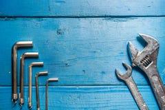 Инструменты и оборудование стоковое изображение