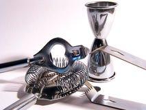 инструменты коктеила стоковая фотография rf