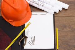 Инструменты конструкции стоковое изображение rf