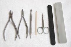 инструменты красотки Стоковые Фотографии RF