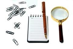 Инструменты офиса стоковые изображения rf