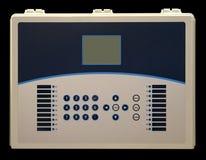 инструменты панели управления машины цифрового входного сигнала прибора контрольных данных Стоковое Фото