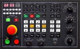 инструменты панели управления машины цифрового входного сигнала прибора контрольных данных Стоковые Изображения