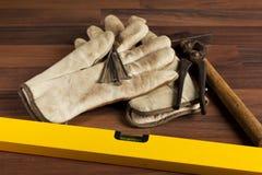инструменты плотника s Стоковые Изображения RF