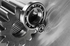 инструменты положения искусств Стоковая Фотография RF