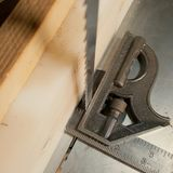 Инструменты плотников Стоковое Изображение RF
