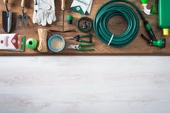 Инструменты садовника Стоковое Изображение RF