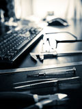 инструменты таблицы Стоковое Фото
