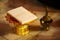 Инструменты Таиланда божественные Стоковые Изображения