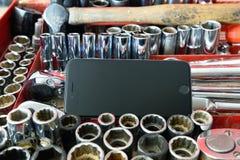 Инструменты торговли Стоковые Фотографии RF