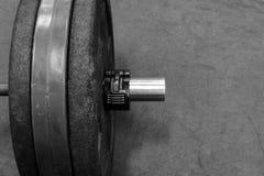 Инструменты фитнеса и представления Стоковое фото RF