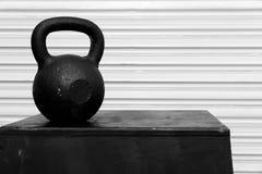 Инструменты фитнеса и представления Стоковые Изображения