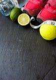 Инструменты фитнеса Стоковая Фотография