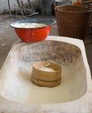 инструменты хлебопекарни старые Стоковое Изображение RF
