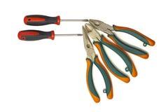 Инструменты электрика Стоковые Изображения RF