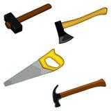 Инструменты для конструкции Стоковая Фотография RF