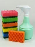 Инструменты для очищать Стоковая Фотография RF
