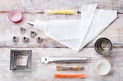 Инструменты для печь стоковые фото