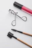 Инструменты для состава Стоковое фото RF