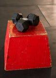 Инструменты для фитнеса стоковое фото rf