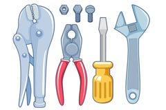 Инструменты   иллюстрация вектора
