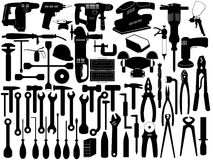 Инструменты Стоковое Изображение