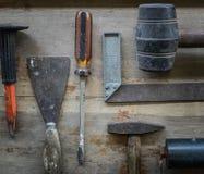 Инструменты Стоковые Изображения RF