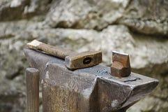 инструменты blacksmith Стоковые Изображения RF