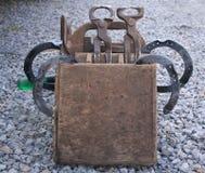 инструменты blacksmith Стоковые Фотографии RF