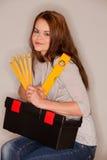 инструменты craftswoman Стоковое Изображение RF
