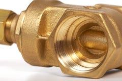 Инструмент водопроводчика. Трубопровод Стоковые Фото
