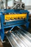 инструмент завальцовки металла Стоковое Изображение RF