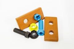 Инструмент игрушки детей Стоковое Изображение RF