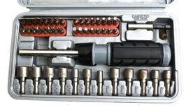 инструмент коробки стоковое фото