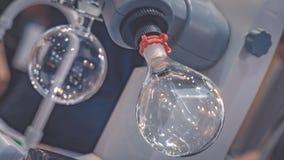 Инструмент лаборатории света лампы науки стоковое изображение