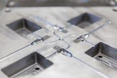 Инструмент металла для отливать в форму стоковые фотографии rf