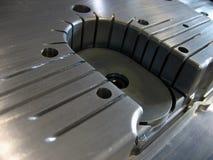 инструмент пластмассы впрыски детали Стоковое Изображение RF