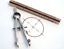 Инструмент притяжки Стоковое Фото