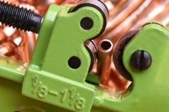 Инструмент резца трубы Стоковое Изображение
