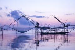 Инструмент рыбной ловли Стоковые Фотографии RF