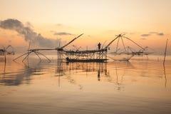 Инструмент рыбной ловли Стоковое Изображение RF