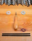 инструмент стороны Стоковая Фотография RF