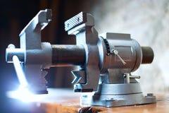 Инструмент тисков стоковые фото